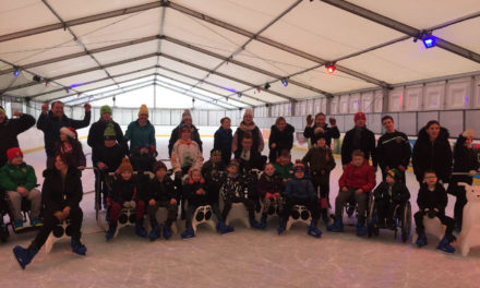 Councillors Bring Inclusion to 'South Dublin On Ice'