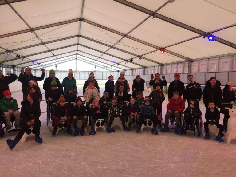 South Dublin On Ice Tallaght