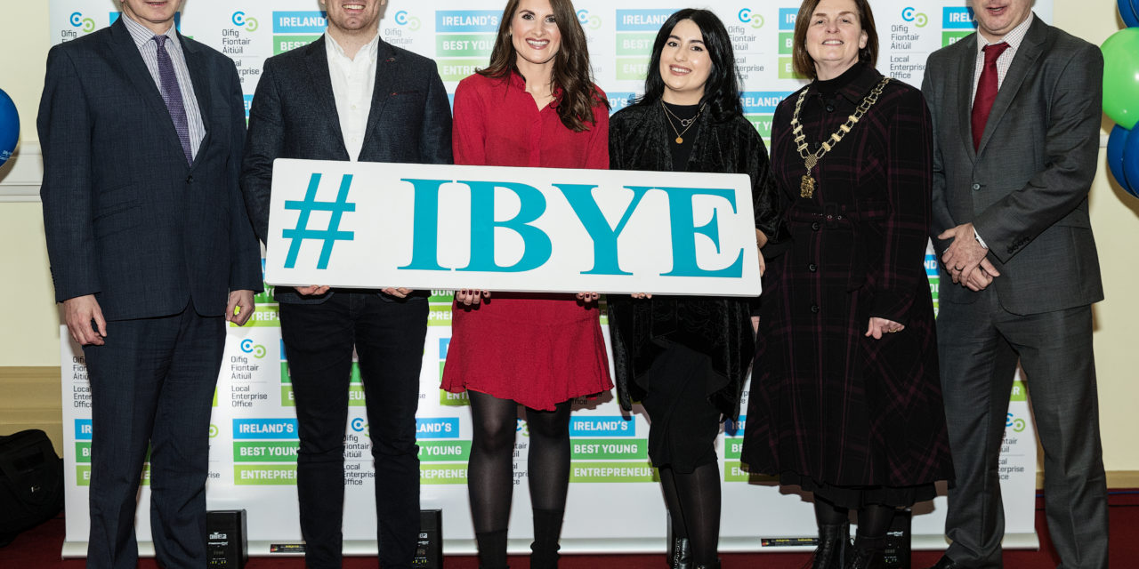 Dublin Regional Final of Ireland's Best Young Entrepreneur Competition (IBYE)