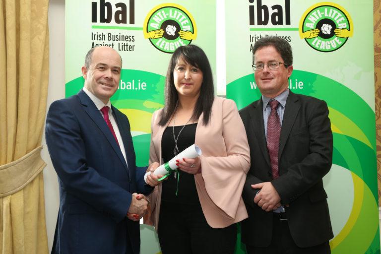 Litter Tallaght IBAL 2017
