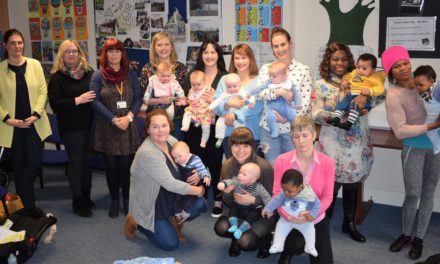 Eight Local Parents Complete the Blue Skies Initiative UpTo2 Programme in Balgaddy