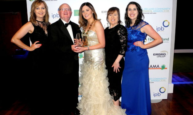 Clondalkin's Tommy Keogh Awarded Volunteer of The Year