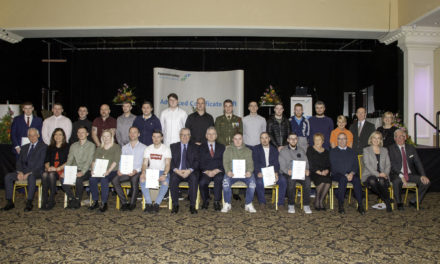 Apprentices receive Advanced Certificate Craft on completion of their Apprenticeships