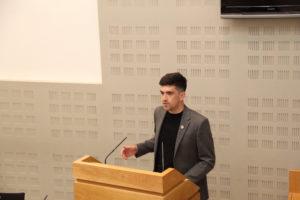 Fintan Warfield UCD Dublin