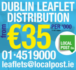 Leaflet Distribution Dublin Offer
