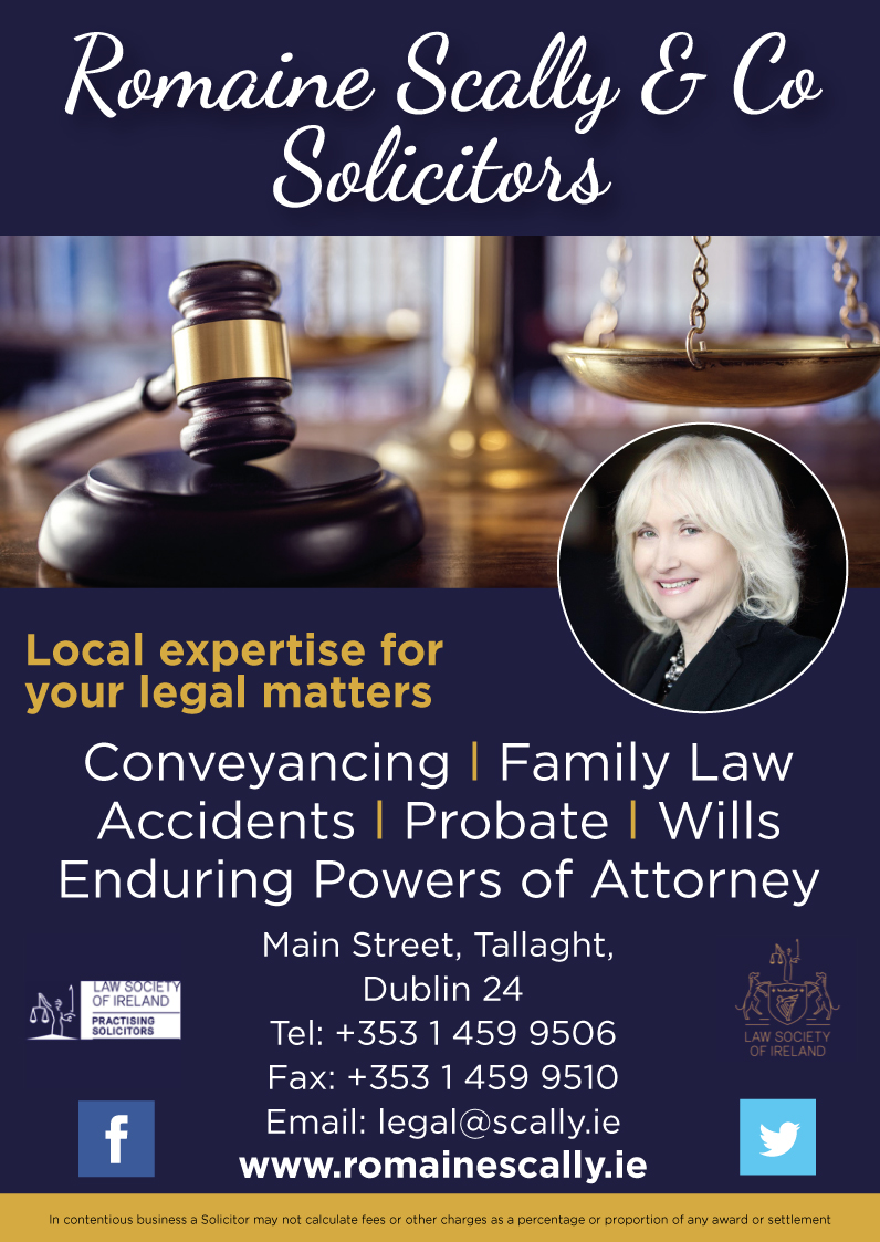 Romaine Scally Solicitors Tallaght