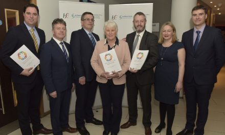 Minister Catherine Byrne officially launched Connecting for Life – Suicide Prevention Action Plans for HSE Community Healthcare Dublin South, Kildare & West Wicklow