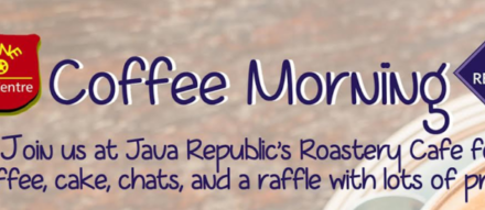 Rescheduled; Carline Lucan are Hosting a Fundraising Coffee Morning