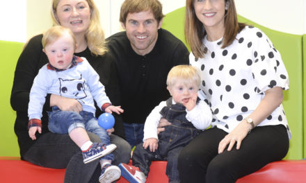 Down Syndrome Ireland launches '…more than medical' resources for new parents
