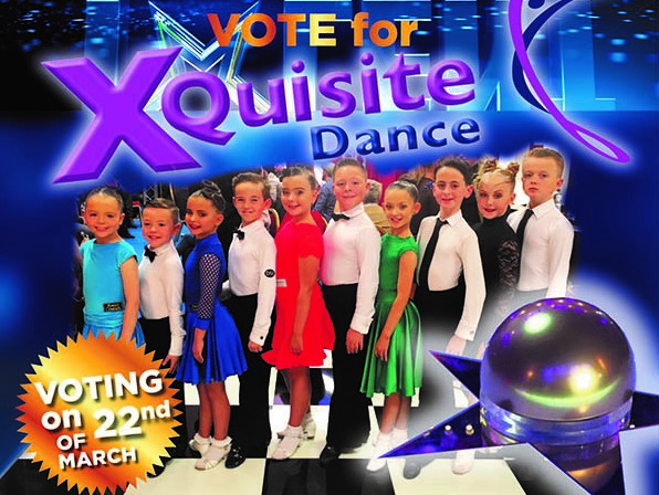 Vote for Tallaght and Clondalkin Dancers From Xquisite Dance School on Irelands Got Talent