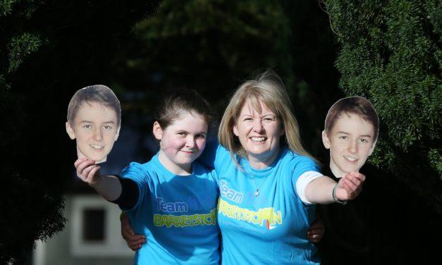 Barretstown mum Orla to lead Team Barretstown for the VHI Women's Mini Marathon this June