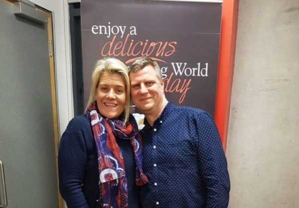 Clondalkin Slimming World Consultant Paula Helps Jason To Lose An Incredible 6 Stone