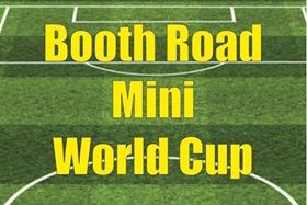 Booth Road Celtic FC Mini World Cup Clondalkin