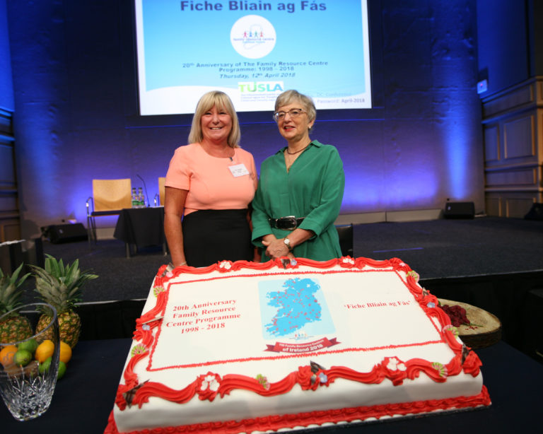 Family Resource Centre Ballyboden 20 Years