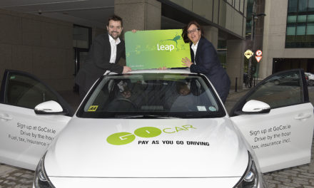 GoCar offering free signup to celebrate Leap Card integration