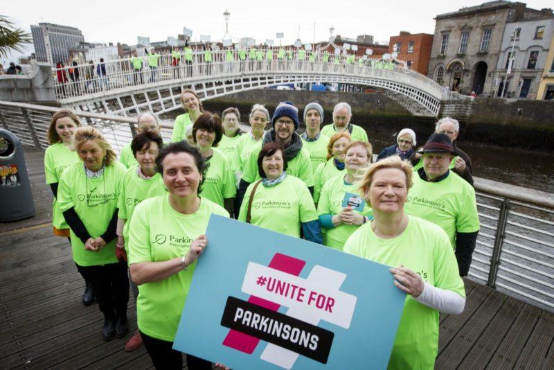 Parkinsons Awareness Week Dublin