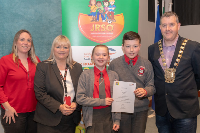 SDCC-Junior Road Safety Rathfarnham