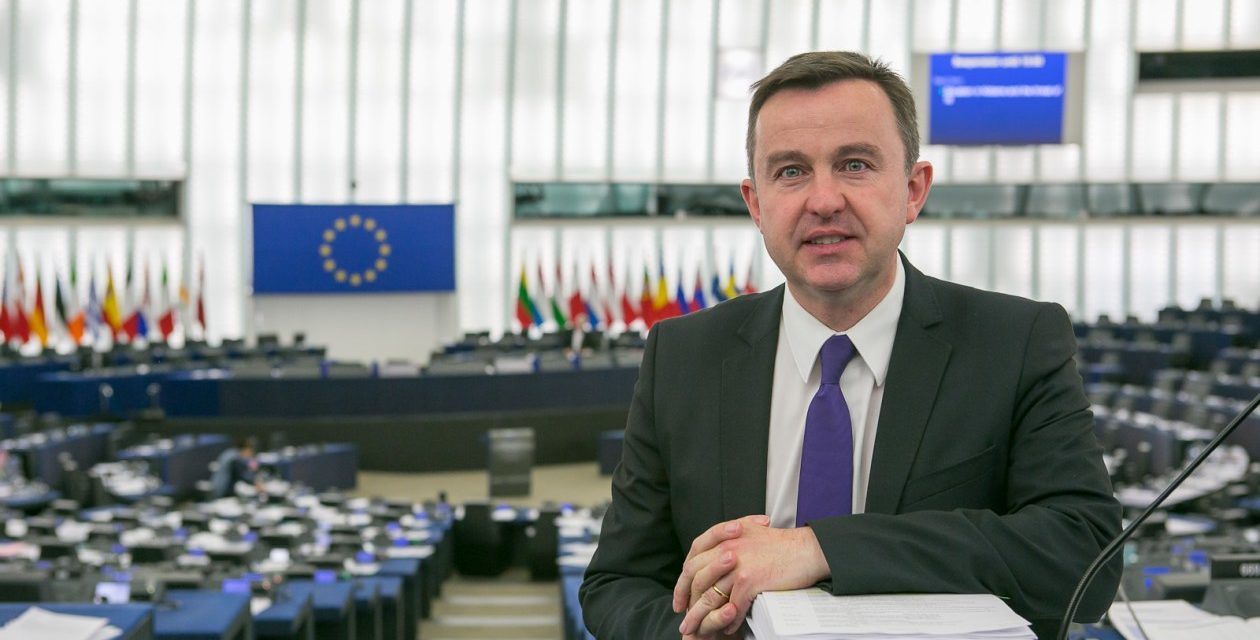 Hayes Not Contesting 2019 European Elections