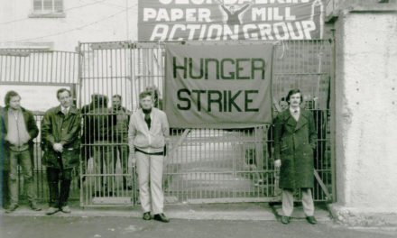 The Mill, public art project inspired by Clondalkin Paper Mill and legacy of 1980s' strikes