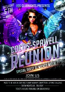 Cocos Spawell Tallaght Reunion