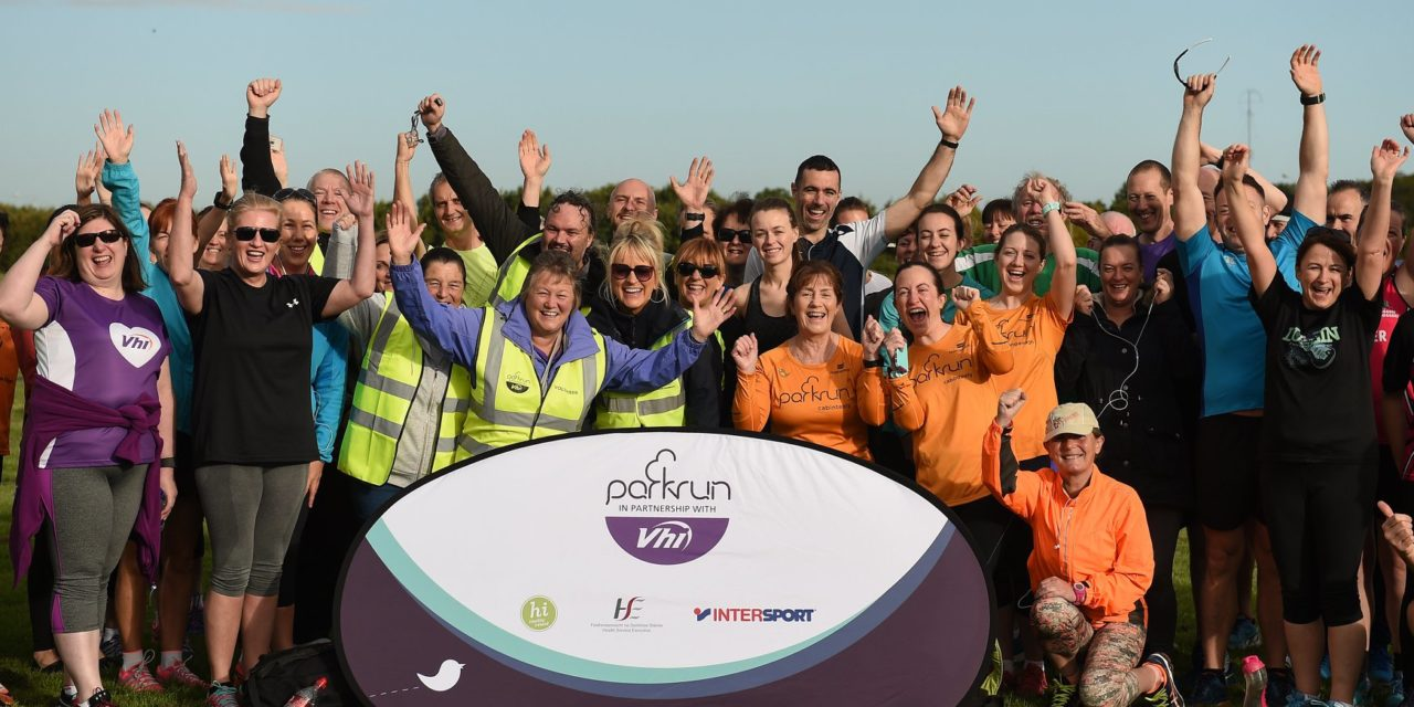 Ireland reaches one millionth parkrun
