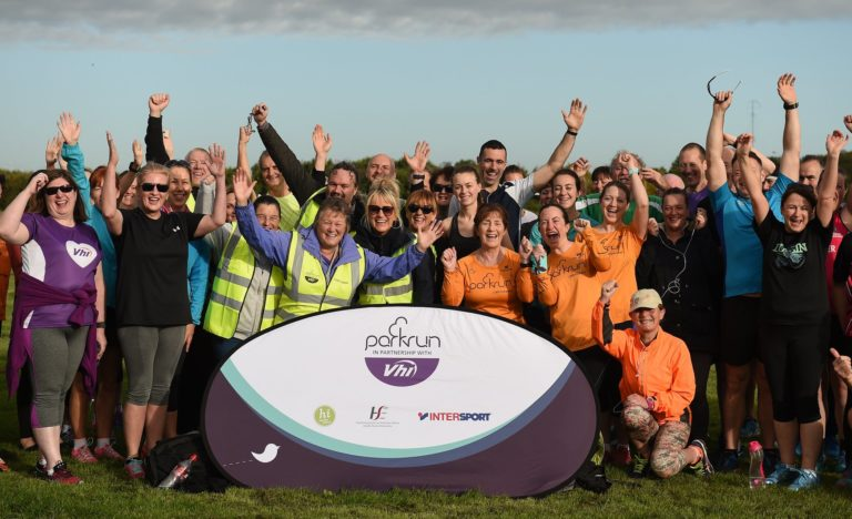Park Run Ireland One Millionth