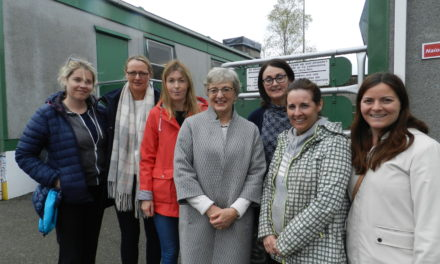 Zappone backing Knocklyon Gaelscoil