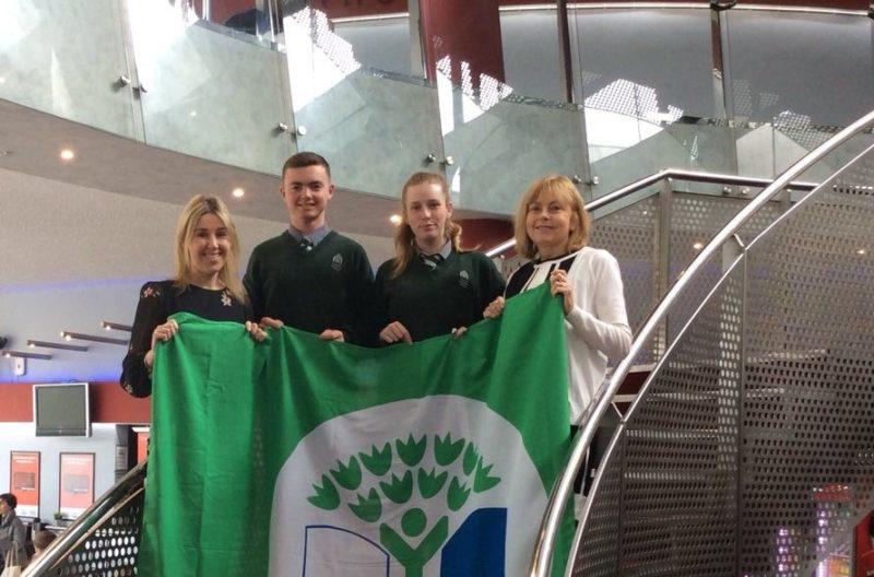Firhouse School Receives First Green Flag