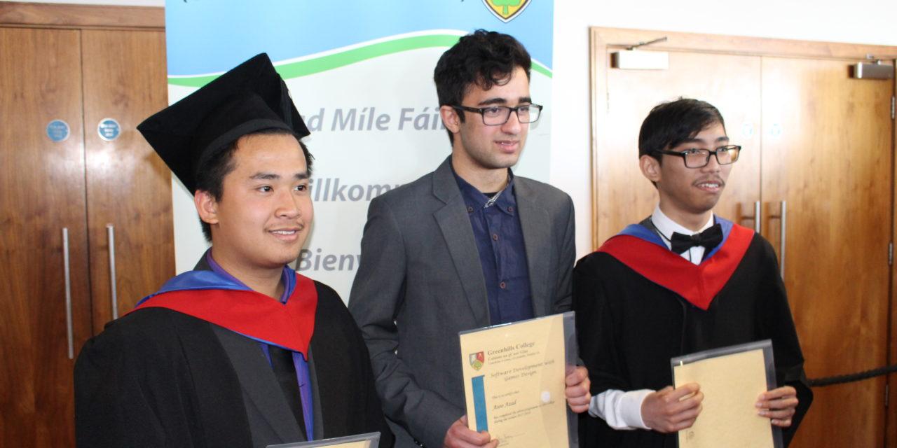 Greenhills College Class of 2018 Graduation