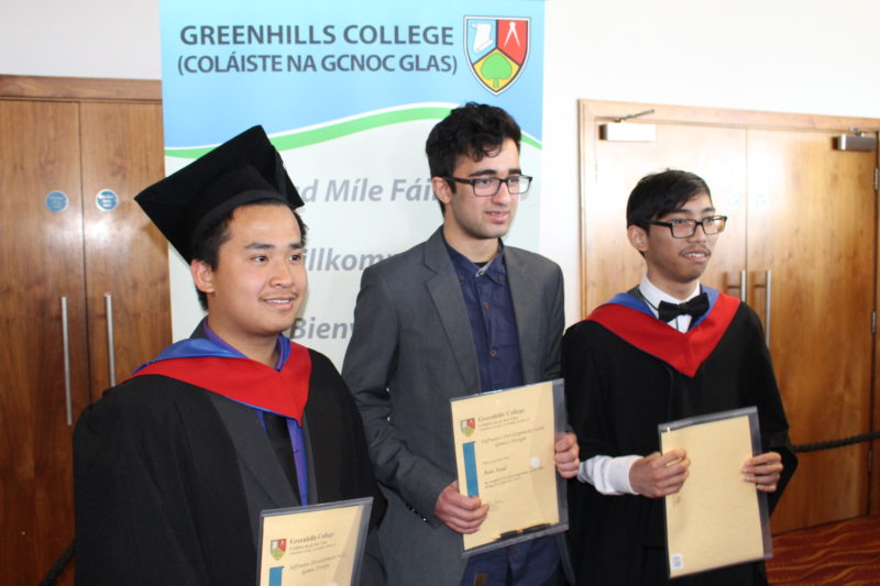 Greenhills College Graduation 2018