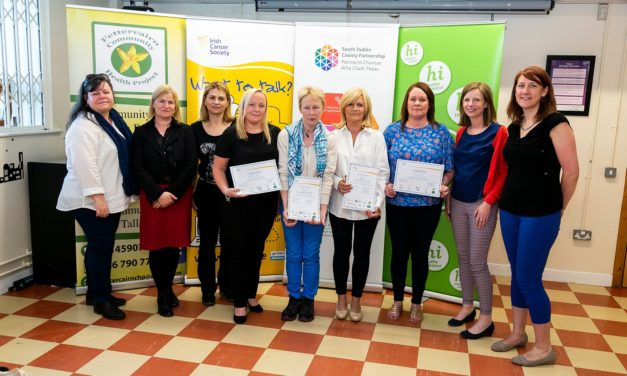 Tallaght women smoke free after taking part in Irish Cancer Society 'We Can Quit' programme