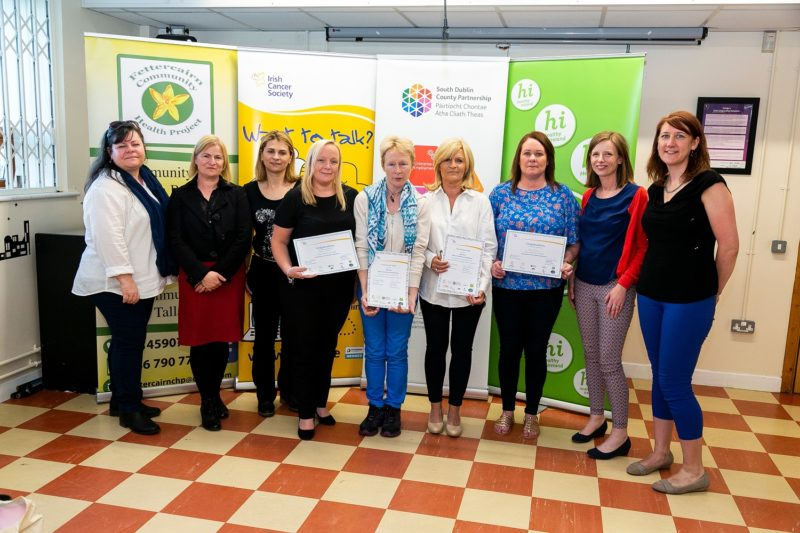 We Can Quit Tallaght Cancer Society