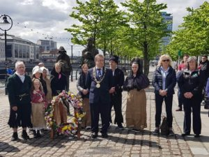 National-Famine Memorial Day Tallaght