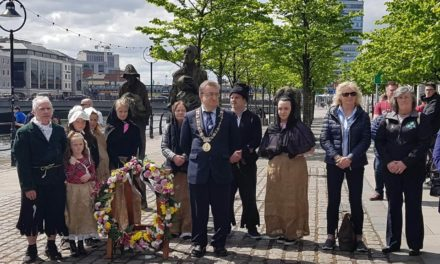 11th National Famine Memorial Day