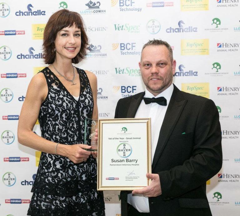 Palmerstown Vet Irish Award