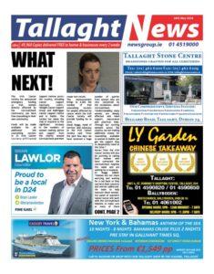 Tallaght News 14.05.18