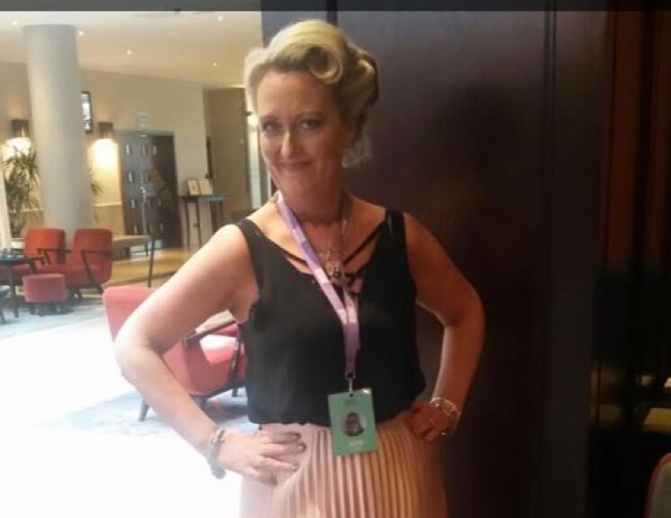 My Unislim Story with new Tallaght Leader Sarah Bourke