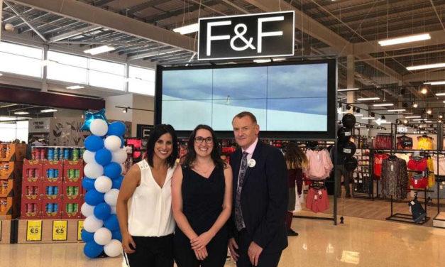 Tesco Liffey Valley Flasghip Store Opens