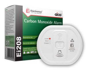 Carbon Monoxide Alarm SDCC