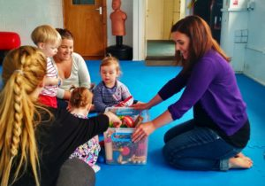 Lets Sing Toddler Class Blessington
