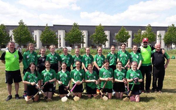 Lucan U14B Team Win League