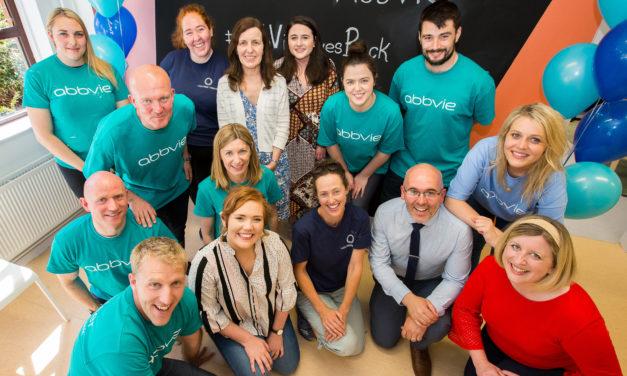 AbbVie's Employees Help Transform Walkinstown School's Autism Facilities