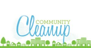 community clean up -clondalkin