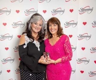 Miriam's Slimming World Flies the flag for Ireland
