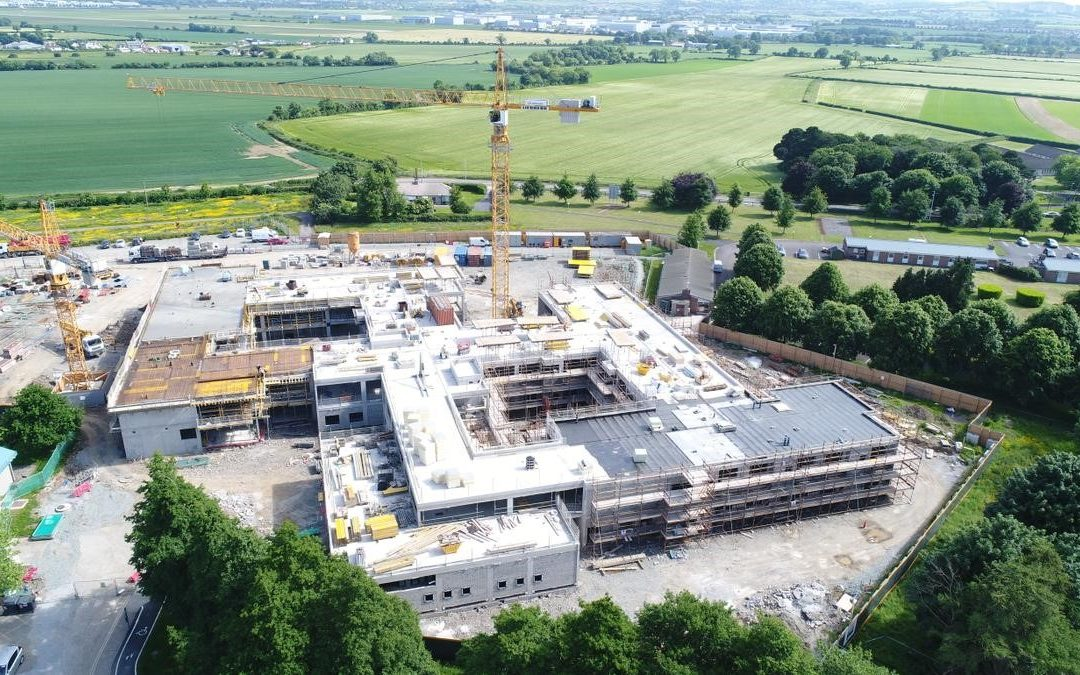 Progress of New 100 Bed Development in Newcastle, Co Dublin