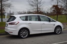 Ford's Sumptuous S-Max Vignale MPV