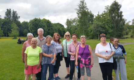 Local Killinarden Walkers Raise Funds for Laura Lynn Children's Hospice