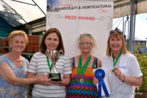 Clondalkin HHS Floral Winners