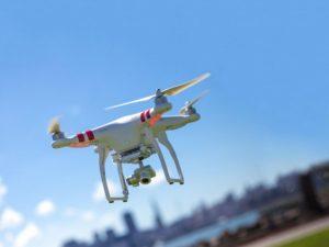 Drone Bonfires SDCC