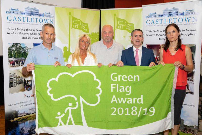 Corkagh Park Green Flag Clondalkin